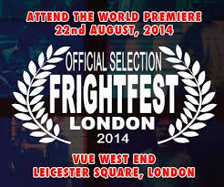 Frightfest Promo for Last Showing