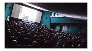 Promo 2 for Last Showing Movie theatre still